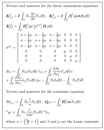 Unified Lagrangian formulation for fluid and solid mechanics